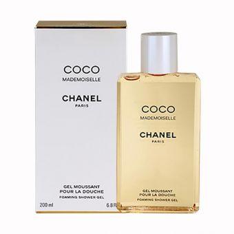 Sữa tắm nước hoa Chanel Coco Mademoiselle Gel Moussant Pháp