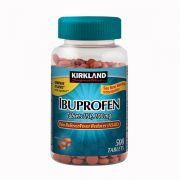 Viên giảm đau hạ sốt Kirkland Ibuprofen 200mg của Mỹ 500 viên