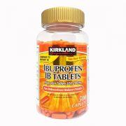 Viên giảm đau Kirkland Ibuprofen IB Tablets 500 viên Mỹ