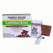 Thuốc tẩy giun Combantrin vị socola chính hãng Úc