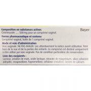 Viên đặt phụ khoa Mycohydralin 500mg tốt nhất của Pháp