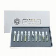 Set 10 tinh dầu nước hoa Dubai mini, đa phong cách