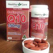 Thuốc bổ tim Healthy Care Coenzyme Q10 150mg hộp 100 viên