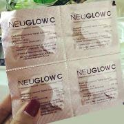 Viên sủi trắng da NeuGlow C Glutathione & Vitamin C của Mỹ
