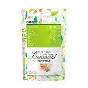 Trà giảm cân Botanical Diet Tea Orihiro vị mâm xôi 20 gói