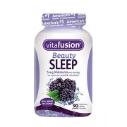 Kẹo dẻo hỗ trợ ngủ ngon Vitafusion Beauty Sleep Melatonin 5mg