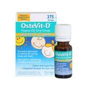 Ostevit-D vitamin D3 Oral Drops 15ml của Úc cho bé 0-12 tuổi