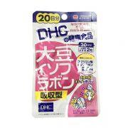 Tinh chất mầm đậu nành DHC Nhật 20 ngày mẫu mới