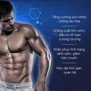 Kẹo sâm Xtreme Candy 30 viên Malaysia chính hãng mẫu mới