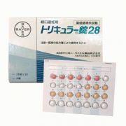 Thuốc tránh thai Triquilar Bayer hàng ngày của Nhật Bản