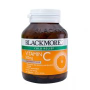 Viên bổ sung Vitamin C 500mg Blackmores Cold Relief của Úc