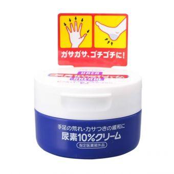 Kem trị nứt nẻ chân tay Urea Shiseido 100g chính hãng Nhật