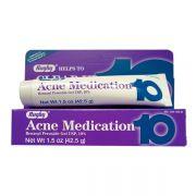 Kem trị mụn Rugby Acne Medication 10% tuýp 42,5g của Mỹ