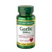 Tinh dầu tỏi Garlic 2000mg Nature's Bounty 120 viên của Mỹ