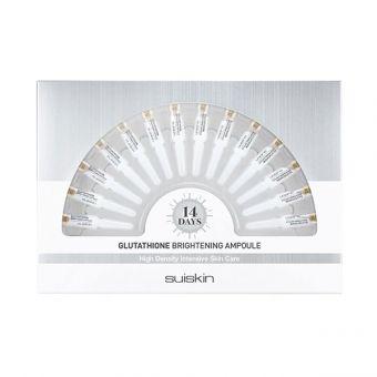 Tinh chất trắng da Suiskin Glutathione 28 ống của Hàn Quốc
