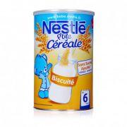 Bột Pha Sữa Nestle Vị Vanille Của Pháp - Hộp 400g