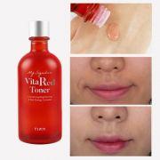 Nước hoa hồng My Signature Vita Red Toner của Hàn Quốc