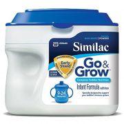 Sữa Bột Similac Go & Grow Cho Bé Từ 9-24 Tháng Tuổi