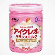 Sữa Icreo Số 9 Dành Cho Trẻ Từ 0 Tháng Đến 9 Tháng Tuổi-Hộp ...