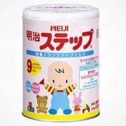 Sữa Meiji Số 9 Nhập Nguyên Hộp Từ Nhật Bản-Hộp 850g
