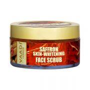 Tẩy tế bào chết Saffron Skin Whitening Face Scrub Vaadi 50g