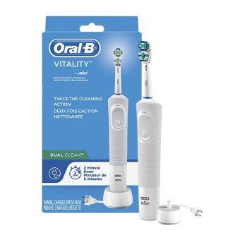 Bàn chải đánh răng điện Oral-B Vitality kèm đầu sạc