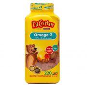 Kẹo Dẻo Omega 3 + DHA Gummy Fish-Bổ Sung Vitamin Cho Bé