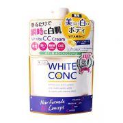 Sữa dưỡng thể trắng da White Conc Body CC Cream 200g