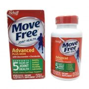 Move Free Advanced Plus MSM 1500mg Mỹ Hộp 120 viên