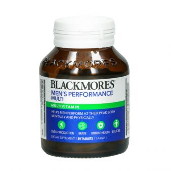 Vitamin tổng hợp cho nam Blackmores Men's Multivitamin