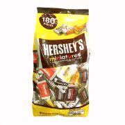 Kẹo socola Hersheys Miniatures của Mỹ gói 1,58kg giá tốt