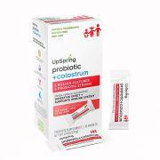 Men vi sinh và sữa bò non UpSpring Probiotic Colostrum từ Mỹ