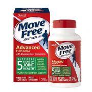 Viên bổ khớp Schiff Move Free Advanced Plus MSM của Mỹ