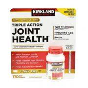 Viên uống Kirkland Triple Action Joint Health 110 viên Mỹ