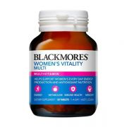Vitamin cho phụ nữ Blackmores Women's Vitality Multi 50 viên