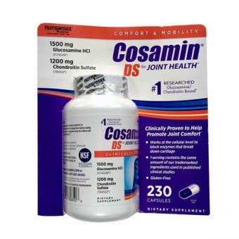 Viên uống tái tạo sụn khớp Cosamin DS For Joint Health 230 viên