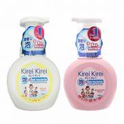 Bọt rửa tay diệt khuẩn Kirei Kirei Nhật Bản 250ml/ 450ml