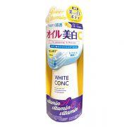 Dầu dưỡng trắng da White Conc Whitening Massage Oil
