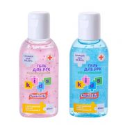 Gel rửa tay khô Sanitelle Kids 60ml của Nga cho trẻ em