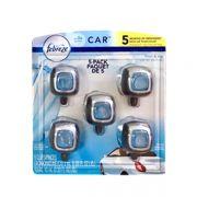 Set 5 lọ nước hoa cho xe hơi Car Febreze 5 x 2ml của Mỹ