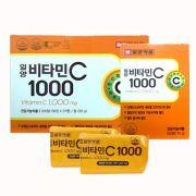 Viên uống vitamin C 1000mg dạng vỉ của Hàn Quốc