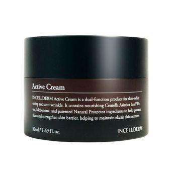 Kem dưỡng trắng Incellderm Active Cream Hàn Quốc 50ml