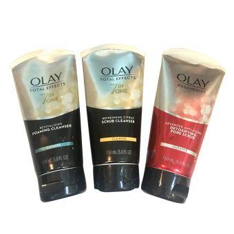 Sữa rửa mặt Olay Regenerist Cleanser của Mỹ chống lão hóa