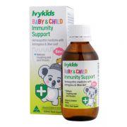Siro tăng miễn dịch IvyKids Baby & Child Immunity Support