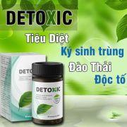 Thuốc Detoxic của Nga diệt ký sinh trùng, giá rẻ nhất