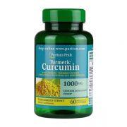 Viên tinh chất nghệ Turmeric Curcumin 1000mg của Mỹ