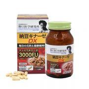 Viên uống phòng chống tai biến DX Nattokinase 3000FU Nhật