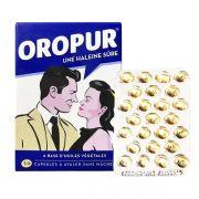 Viên uống thơm miệng Oropur 50 viên chính hãng Pháp