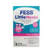Xịt mũi Fess Little Noses của Úc dành cho bé 0-2 tuổi
