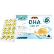 Dầu tảo biển cho bé DHA Algal Oil Blossom 30 viên của Úc